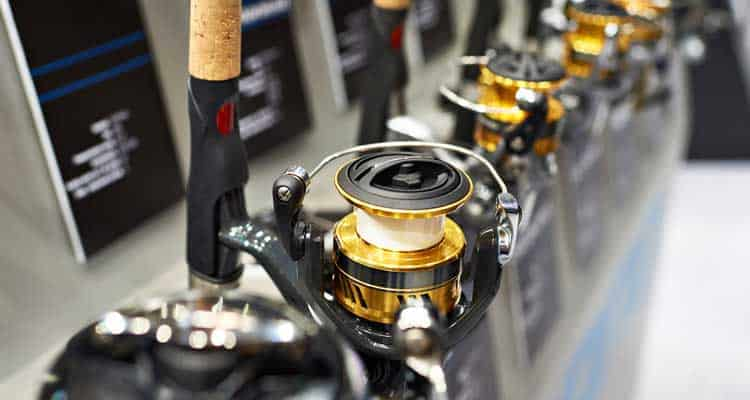 Spinning Reel Sizes