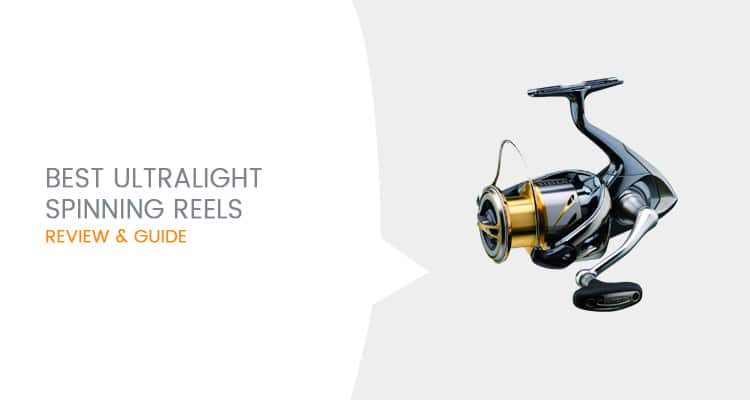 The 10 Best Ultralight Spinning Reels In 2019 Reviews
