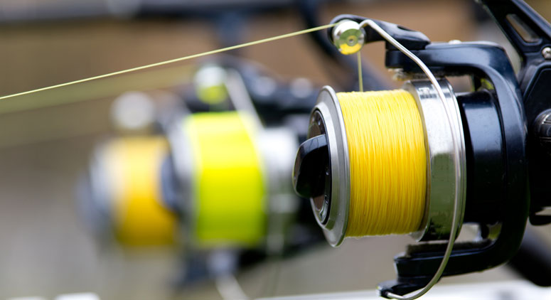 line level on the spool