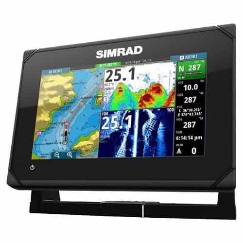 Simrad GO7 XSE Chartplotter/Fishfinder