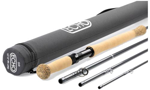 Echo SR Switch 2 Handed Fly Rod