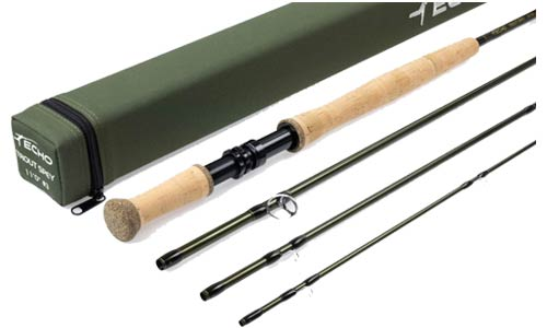 Echo Trout Spey Fly Fishing Rod