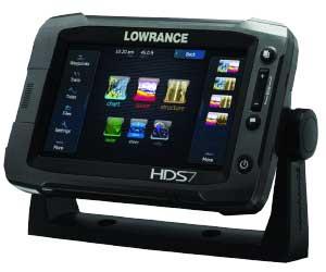 Lowrance HDS 7 Gen 2 Touch