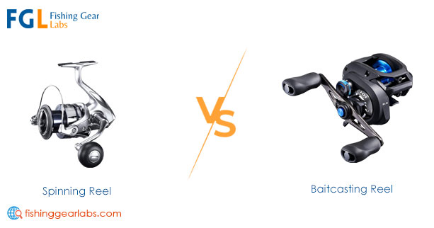 Spinning Vs. Baitcasting Reel: Which is Best for Beginners?